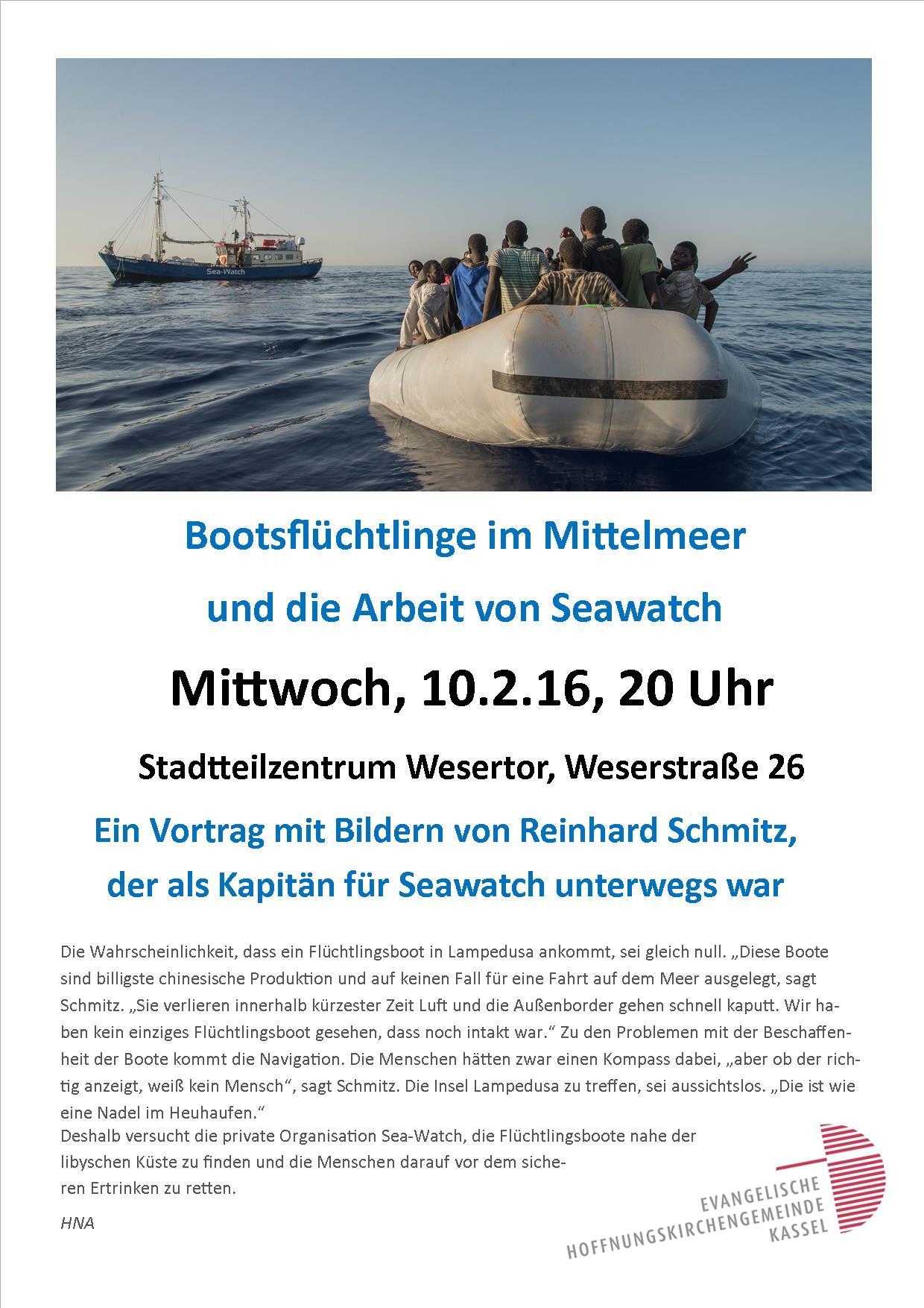 Vortrag Reinhard Schmitz